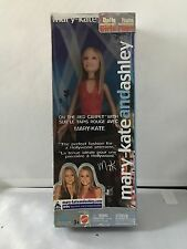 VINTAGE Mary Kate and Ashley Bambole-sul tappeto rosso con Ashley ANNO: 2002
