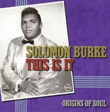 Solomon Burke-This Is It (CD)