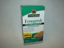 Fenugreek Seed Nature's Answer 90 Caps EXP 4/2022!
