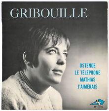 GRIBOUILLE - 1968 France EP AZ EP 1196