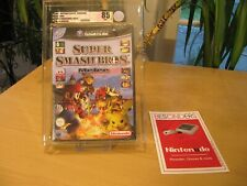 Nintendo Game Cube - SUPER SMASH BROS. MELEE- NEU- VGA 85 NM+  NEU - PAL UK