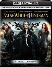 Snow White & the Huntsman [New 4K UHD Blu-ray] With Blu-Ray, UV/HD Digital Cop