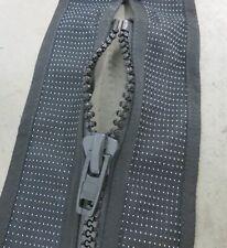 """Drysuit Scuba YKK medium duty zipper system 34"""" to 43"""""""