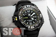 Seiko 5 Sports Automatic Map Meter Men's Watch SKZ317K1