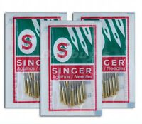 50PCS SINGER BALL POINT 2045/2020 HOME SEWING MACHINE NEEDLES SIZE#14