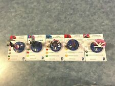 Heroclix lot of 5 Superman and Legion set chases