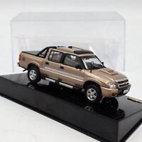 1:43 Altaya  IXO Chevrolet S 10 Deluxe 2.5 Cabine Dupla 2009 Diecast Models Toys