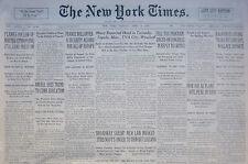 4-1936 April 6 PLANES FOLLOW ROUTED ETHIOPIANS ITALIANS PRESS ON. SELASSIE Times