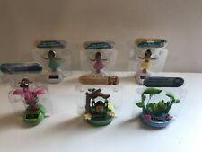 Solar Powered Bobble Heads Toys Hula Girls Animals Monkeys YOU PICK Lot Of 3