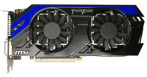 MSI NVIDIA GeForce GTX 670 (N670 PE 2GD5/OC) 2GB GDDR5 SDRAM PCI Express 3.0 x16