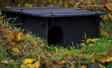 HEDGEHOG HOUSE ECO (Will last far longer than timber, completely weatherproof)