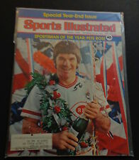Sports Illustrated MAG December 22-29 Double Issue, 1975 PETE ROSE Dec '75