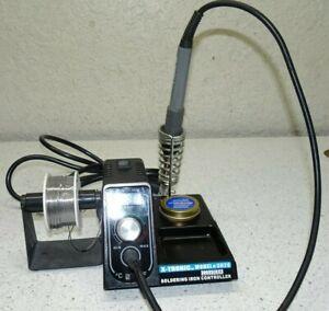 X-Tronic Soldering Iron Controller- Model 3020 (3000 Series)