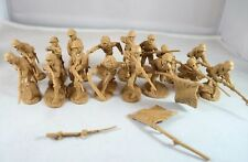 Toy Soldiers of San Diego TSSD WWII Japanese Infantry Soldiers Set 8 Iwo Jima