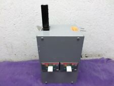StarLine Busway Tap Box W/ 2 ABB 30 Amp 3PH Breaker CBMDC225HE37-6 (2)530C6S-4