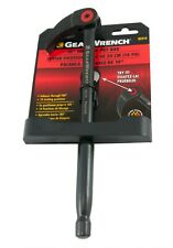 """GearWrench 82210 - 10"""" Inch Indexing Pry Bar - 180 Degree 14 Locking Positions"""