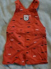 Carters 12mth Baby Boy Romper Vehicles