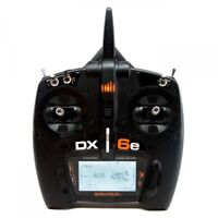 Spektrum DX6e 6 Channel Transmitter Only SPMR6655