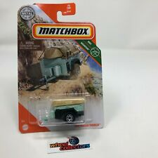 Trailer Trawler #79 * National Parks * 2020 Matchbox Case X