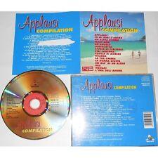 CD APPLAUSI COMPILATION 8012958652127