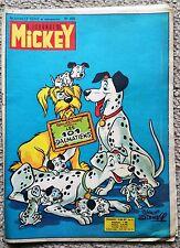 BANDE DESSINEE LE JOURNAL DE MICKEY N° 495 DE 1961