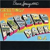 Bruce Springsteen - Greetings from Asbury Park, N.J. (Original CD)