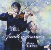 JOSHUA BELL-FRENCH IMPRESSIONS-JAPAN CD BONUS TRACK F30