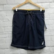 NWT Nautica Quick Dry Trunks, Mens L, D5B