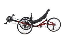 Ligerad Sunbike T3-CX  Komfortrad Trike Dreirad