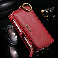 Floveme Classic 2in1 Business Leather Card Slot Wallet Case for iPhone 6S/6SPlus