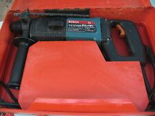 "BOSCH #11212VSR BULLDOG Electric Hammer 3/4"" Hex drive Rotary Drill/Hammer"