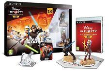 Disney Infinity 3.0 Star Wars Starter Pack on PS3 - NEW & SEALED