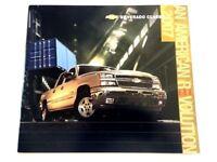 2007 Chevrolet Silverado Classic Truck 36-page Original Sales Brochure Catalog