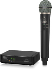 Behringer ULM300MIC 2.4 GHz Digital Wireless System + Warranty