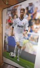 Sergio Ramos - Real Madrid - unsigned poster  - official product