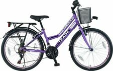 24 ZOLL Kinder Fahrrad Kinderfahrrad Cityfahrrad City Mädchenfahrrad Bike Rad