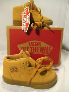 Vans Toddler Shoes Boots Size 7 T  Half Cab Vansbuc New!