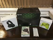 *Immaculate* Microsoft Xbox Series X 1TB Video Game Console - Black