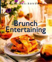 Brunch Entertaining (Williams-Sonoma Lifestyles ,