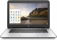 "REFURBISHED 11.6"" HP CHROMEBOOK G3 WITH CHROME OS WEBCAM HDMI NOTEBOOK"