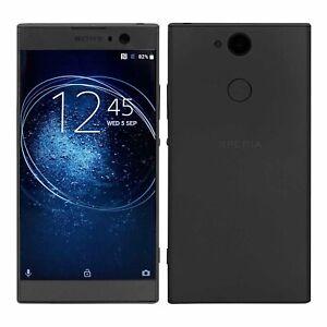 Sony Xperia XA2 Android Mobile Cellular Phone 32GB Black H3113 SIM FREE Unlocked