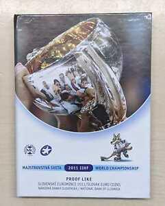 Slowakei  Euro-KMS  Eishockey-WM 2011 in der Slowakei PP  Nur 6.000 Stück!