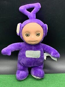 Teletubbies Talking Tinky Winky Soft Toy - Purple