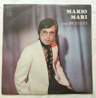 MARIO MARI AND BROTHERS LP OMONIMO 33 GIRI VINYL MUSICA NAPOLI PALP 3330 NM/NM