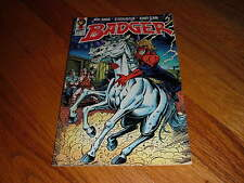 BADGER #64 1990 Comic Book MIKE BARON Steven Butler RANDY CLARK Circus Story OLD