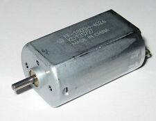 Mabuchi FF-180SH  Motor - 1.2 V DC - 7000 RPM - Shaver / Toothbrush Motor