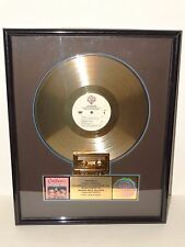 GOLD RECORD & CASSETTE w RIAA HOLOGRAM for CLUB NOUVEAU LIFE LOVE & PAIN 500,000