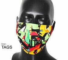 Nasen-/Mundmaske Design TAGS - Spuckschutz -