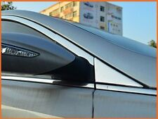 S/Steel Window Chrome Molding strip trims 10PCS  For Hyundai Sonata 2011-2014