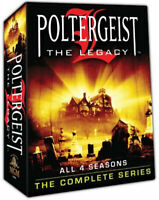 Poltergeist: The Legacy The Complete Collection // All 4 Seasons // 16 Disc DVD